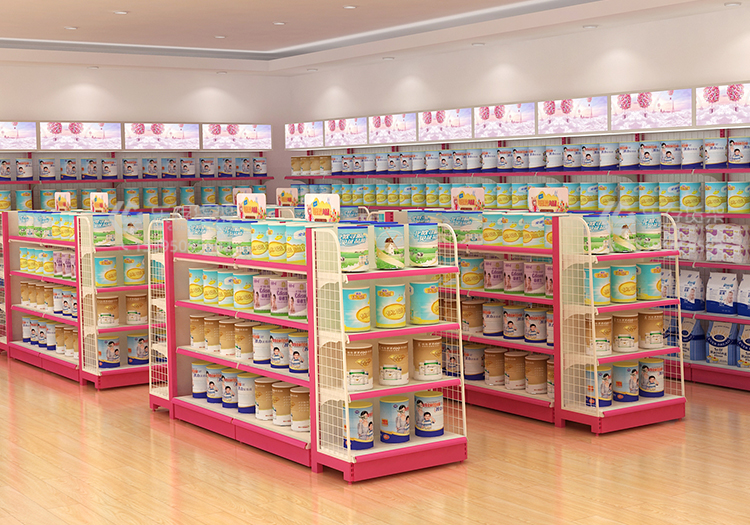 母婴店货架,母婴店货架价格